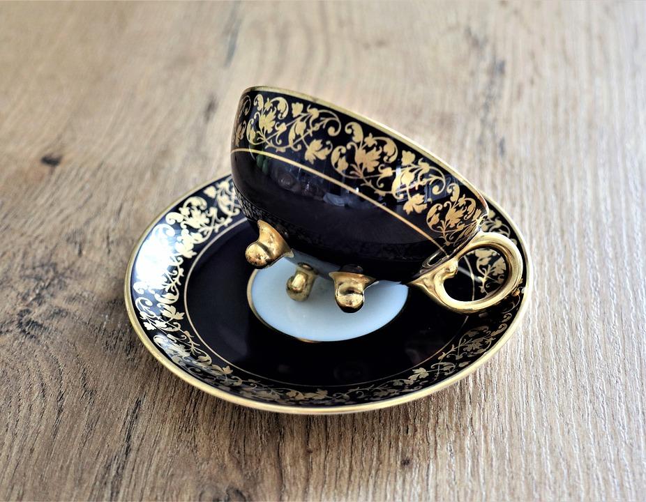 Teacup, Porcelain, Theme, Beauty, Collection, Souvenir