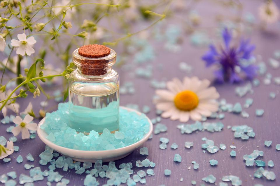 Essential Oil, Spa, Cosmetic Oil, Aromatherapy, Massage