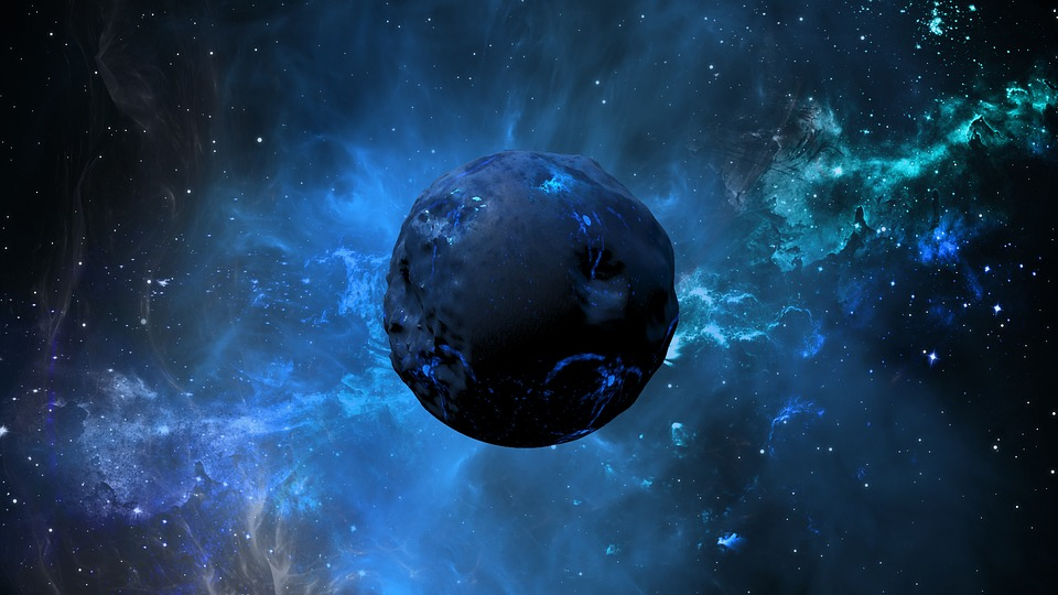 Astronomy, Space, Moon, Galaxy, Planet, Star, Cosmos