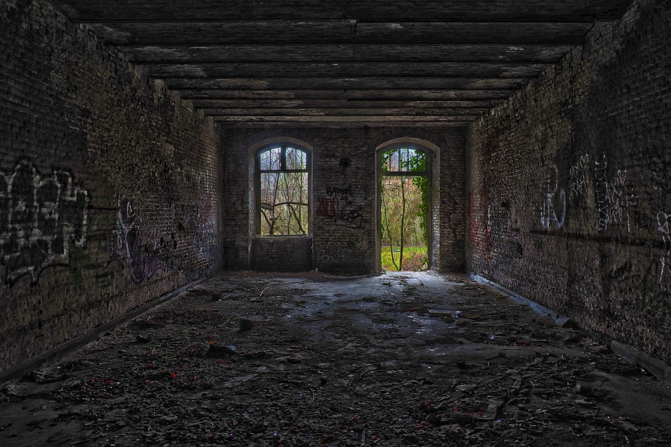 Lost Places, Space, Abandoned, Building, Old, Room