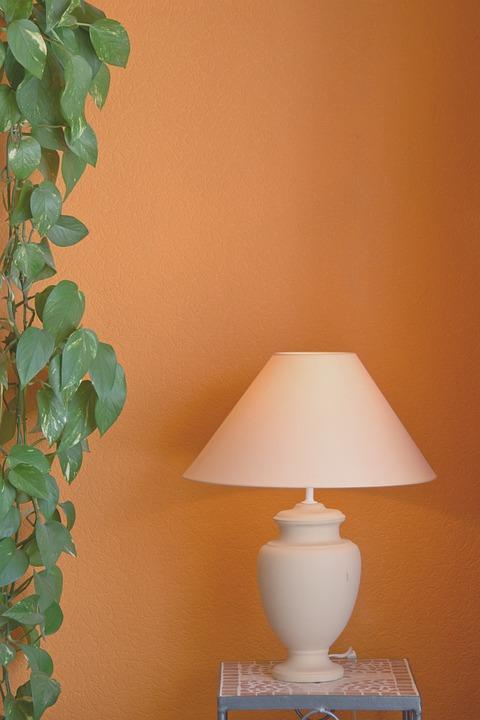 Lamp, Space, Setup, Deki, Room, Inneneinrichtunng