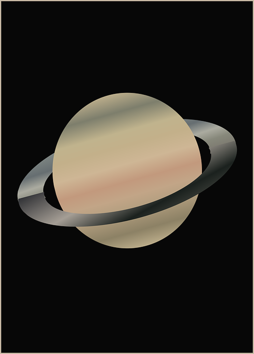 Saturn, Sistema Solar, Solar System, Space