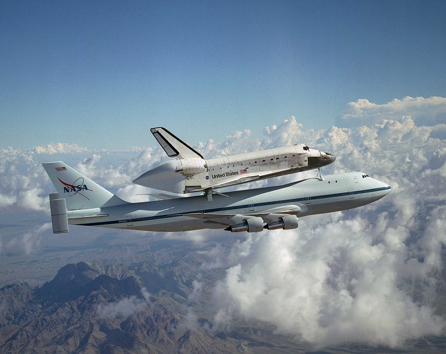 Space Shuttle, Nasa, Aerospace, Gravity Force, Science