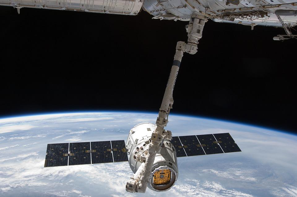 Satellite, Spacex, Aeronautics, Nasa, Space, Science