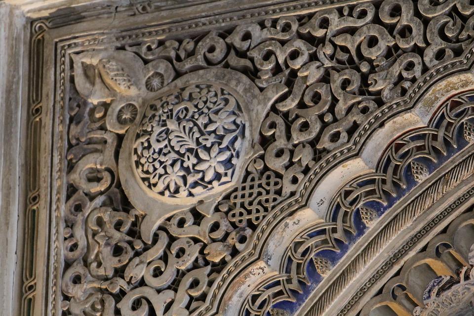 Alhambra, Granada, Spain, Architecture, Andalucia
