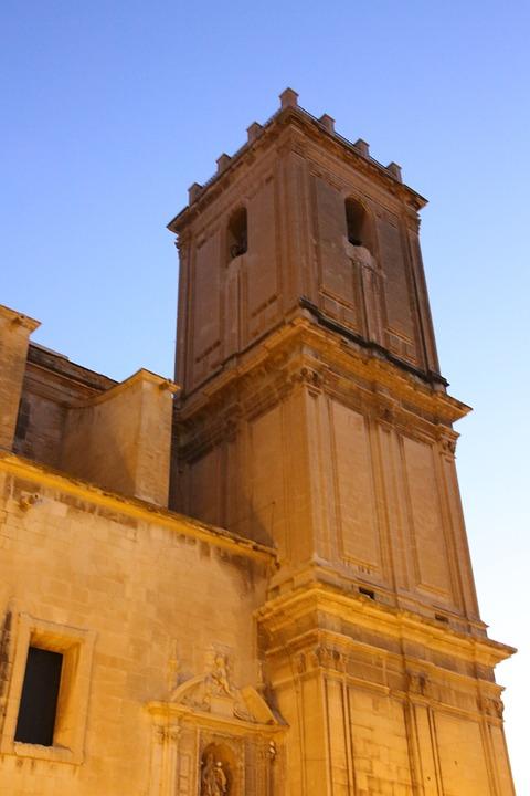 Spain, Region Of Valencia, Architecture
