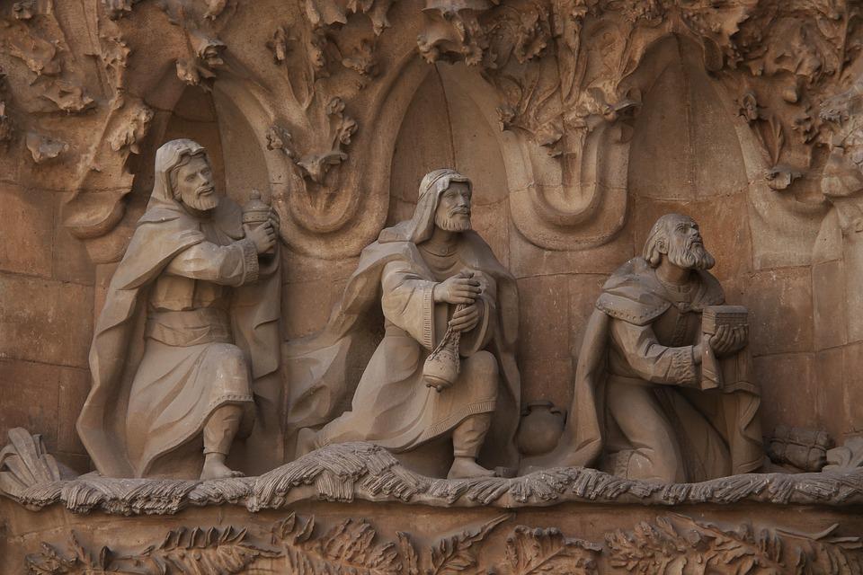Barcelona, Church, Basilica, Cathedral, Spain
