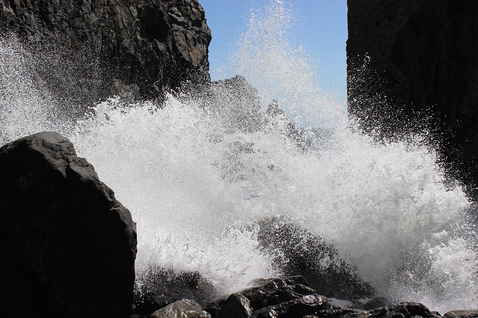 Beach, La Gomera, Spain, Canary, Coast, Nature, Ocean