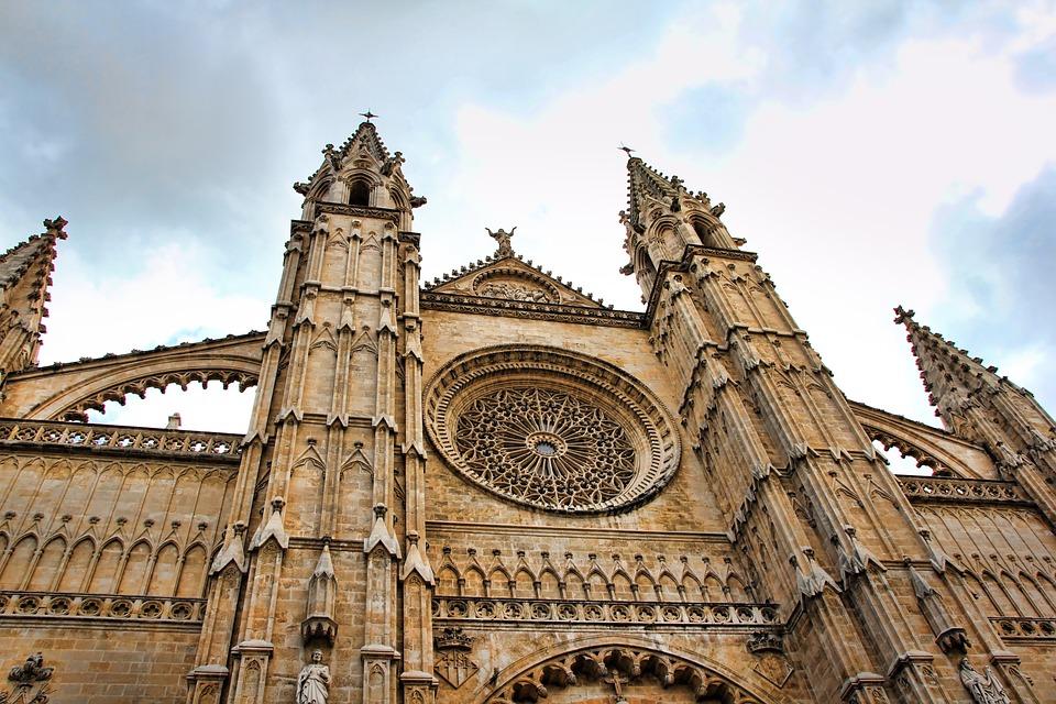 Cathedral, Palma De Mallorca, Architecture, City, Spain