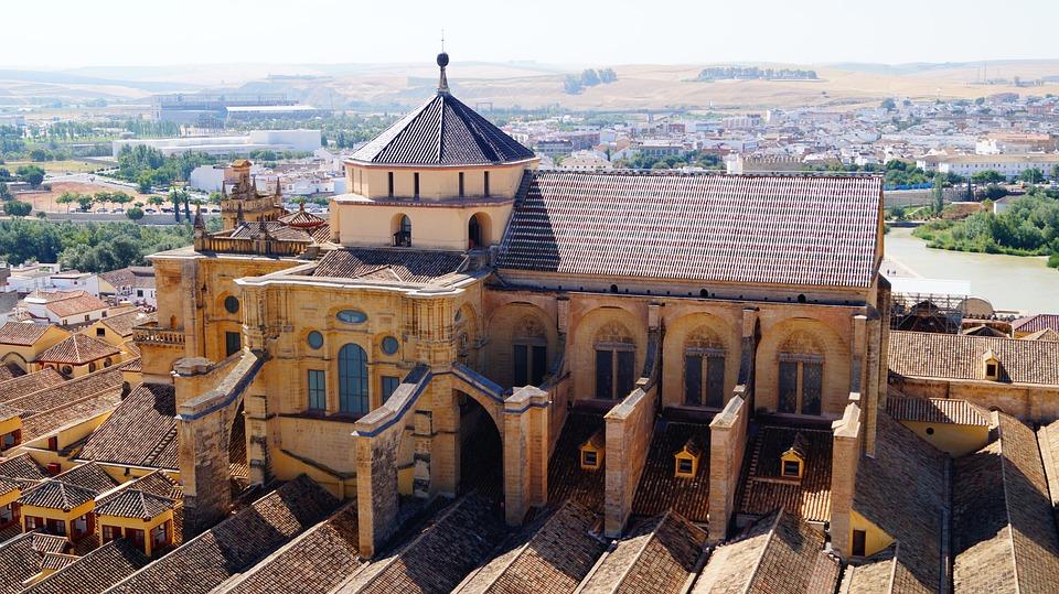 Free photo Spain Cordoba Architecture Tourism Andalusia - Max Pixel