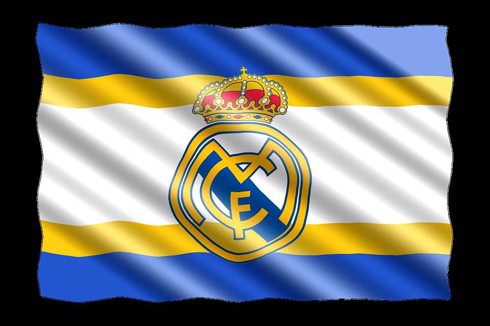 Football, International, Flag, Spain, Real Madrid