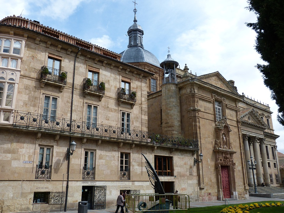 Salamanca, Spain, Castile, University, Historically