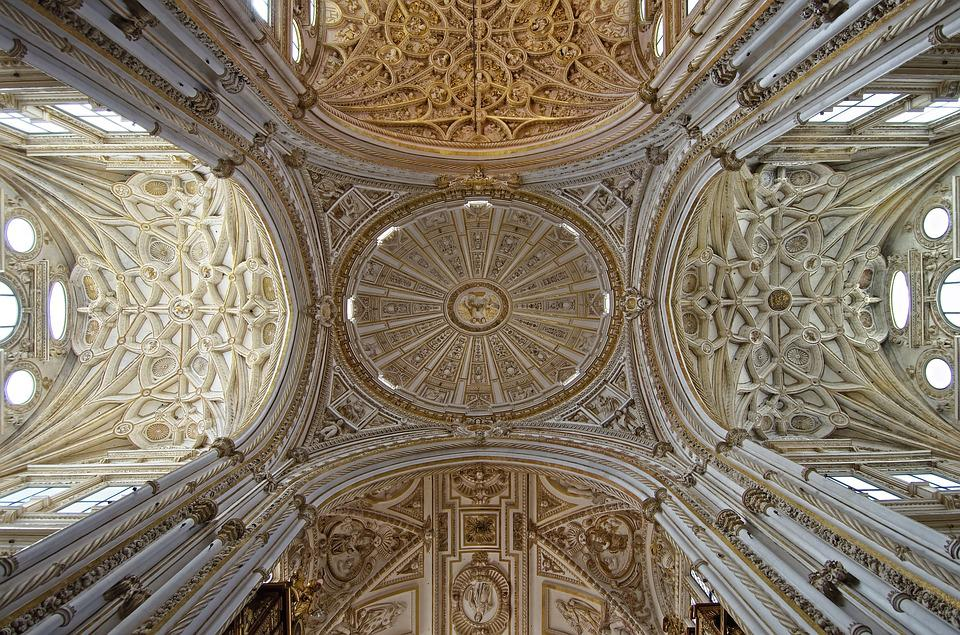 Spain, Cordoba, Mezquita-catedral, Cathedral Mosque