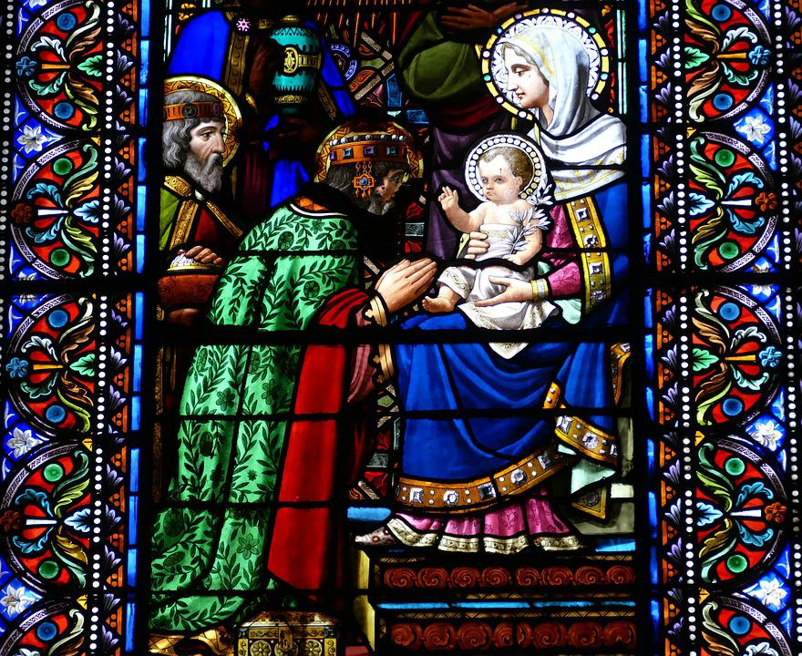 Spain, Catalonia, Montserrat, Church, Historically