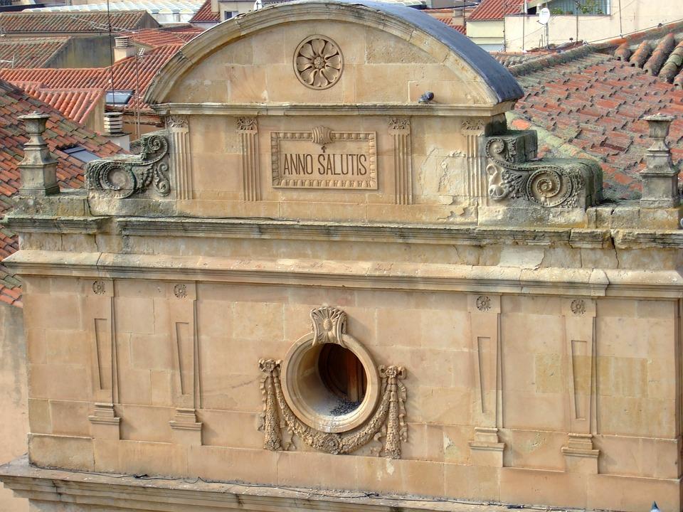 Salamanca, Spain, Architecture