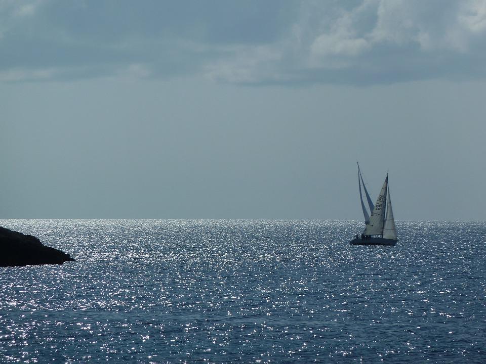 Sant Elm, Spain, Mallorca, Mediterranean, Sea, Water