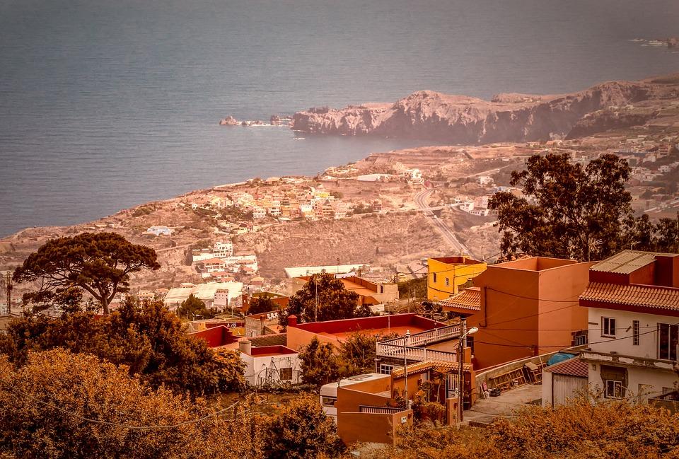 Place, Landscape, Sea, Spain, Vacations, Sunshine
