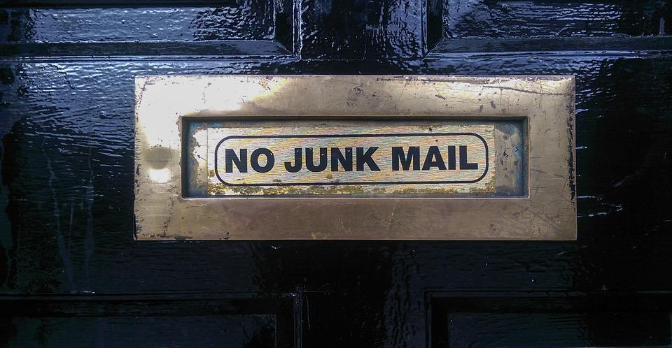 Spam, Mail, Email, Mailbox, Garbage, Trash, Junk