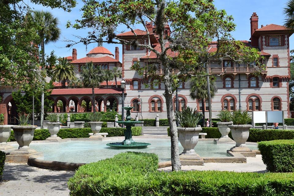 Florida, Saint, Augustine, Historic, Spanish