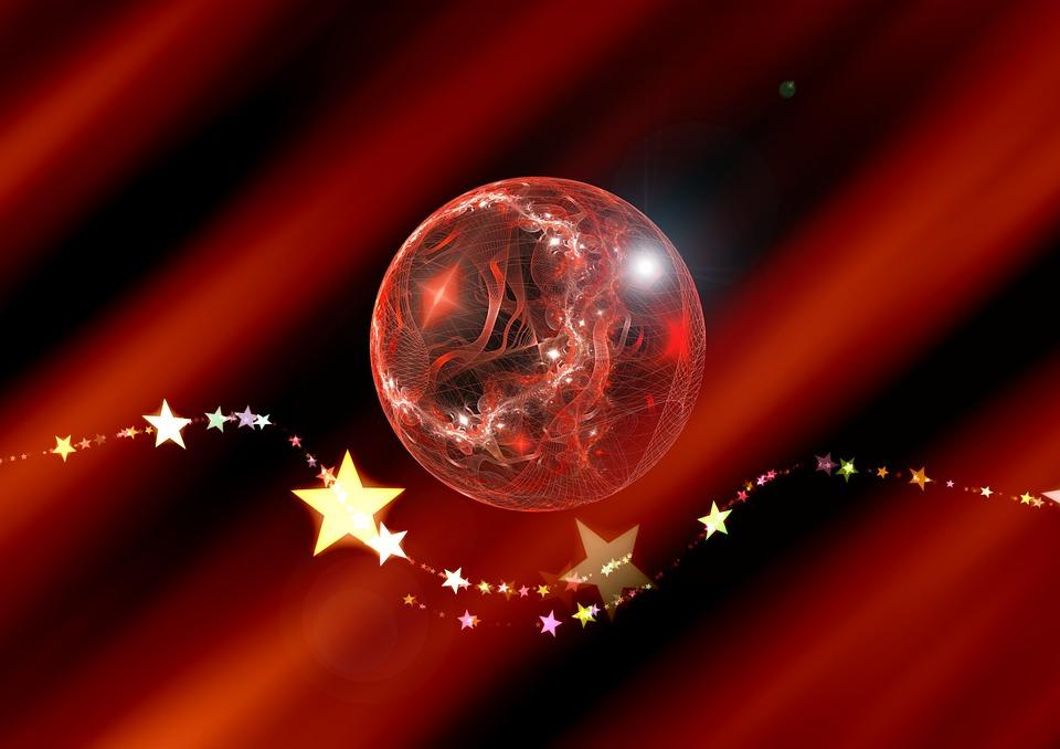 Christmas Bauble, Christmas, Sparkle, Ball, Decoration