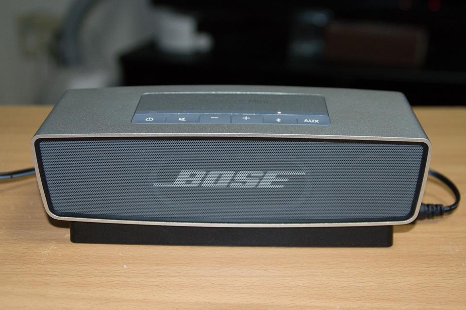 Music, Speaker, Wireless, Sound
