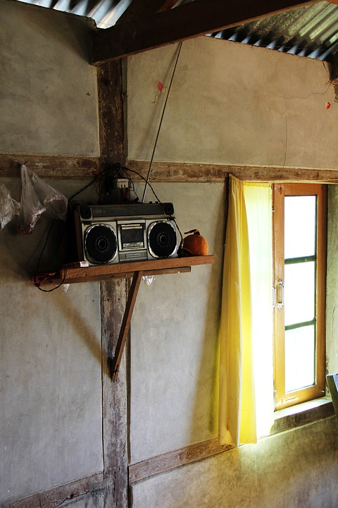 Radio, Speakers, Nostalgia