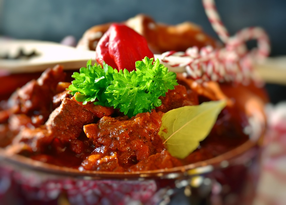 Goulash, Beef, Beef Goulash, Specialty, Main Course