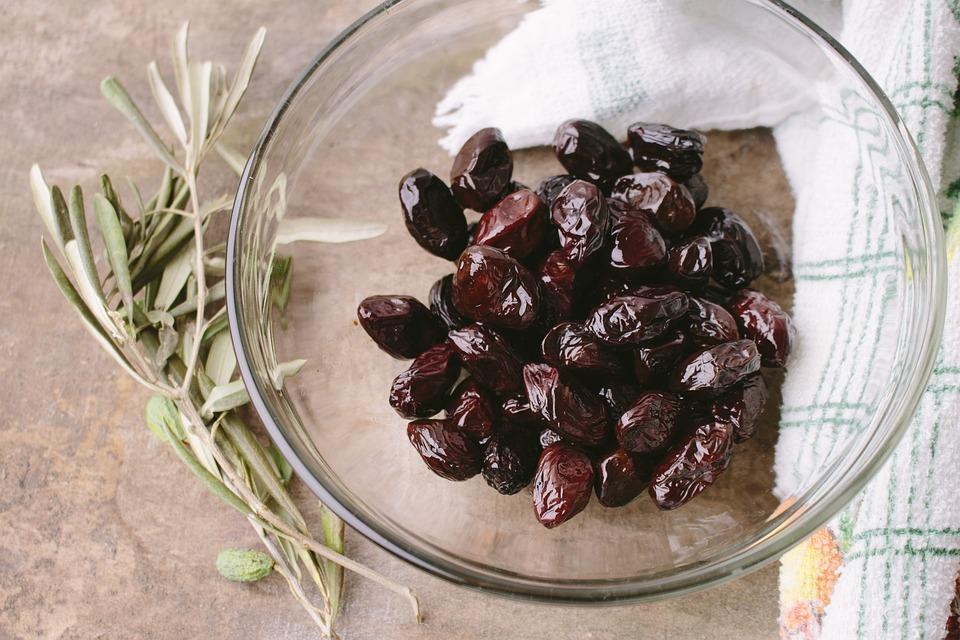 Olive, Oil Pickled, Appetizers, Snack, Species, Food