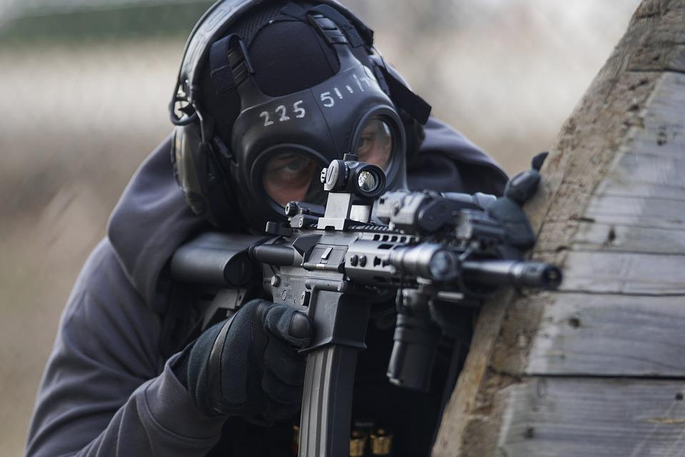 Airsoft, Asg, Specna Arms, Specna, Ar15, Sa-c09, Peq