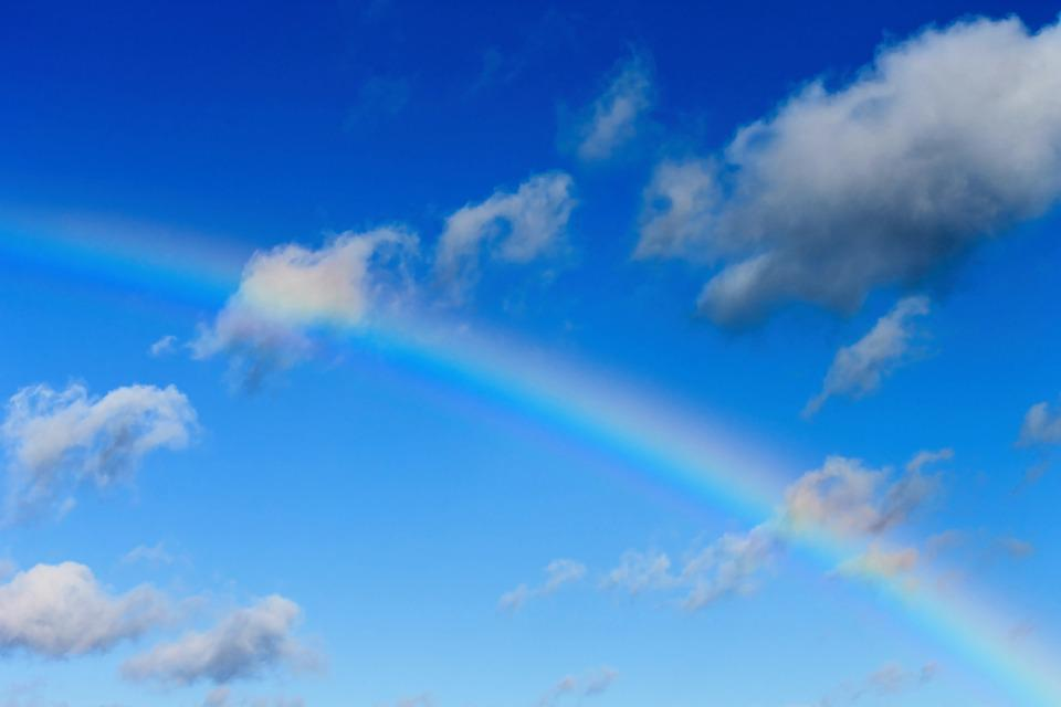 Rainbow, Sky, Spectrum, Arch, Segment, Sky Spectacle