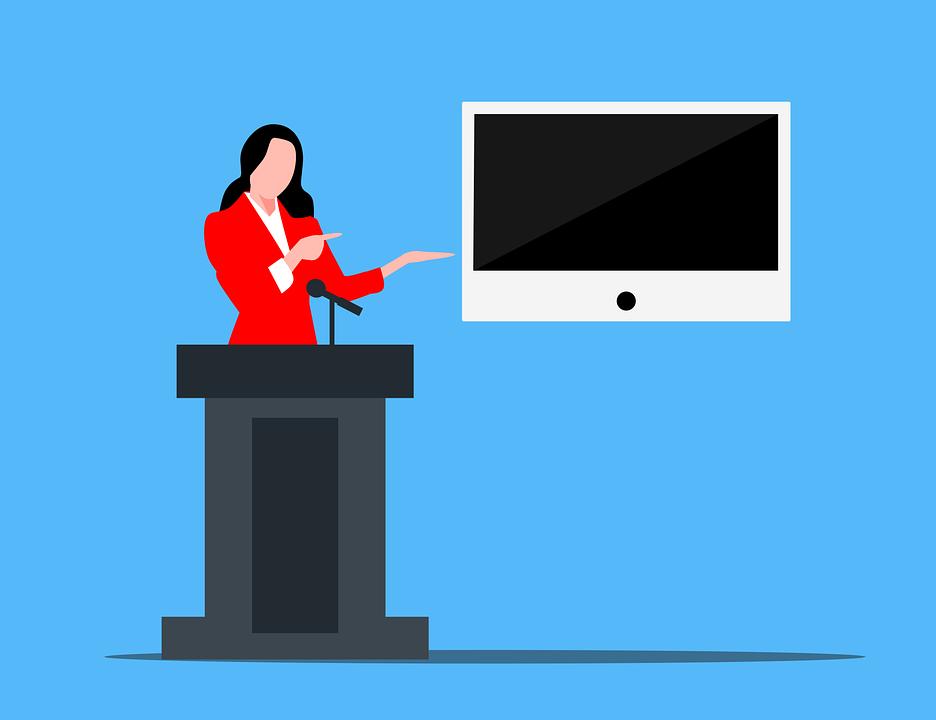 Presentation, Public Speaking, Speech, Education