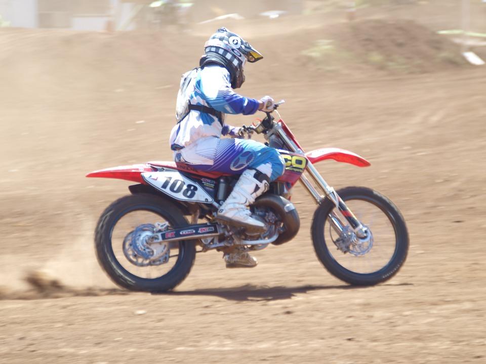 Motorcycle, Dirt, Race, Bike, Speed, Dirt Bike, Sport