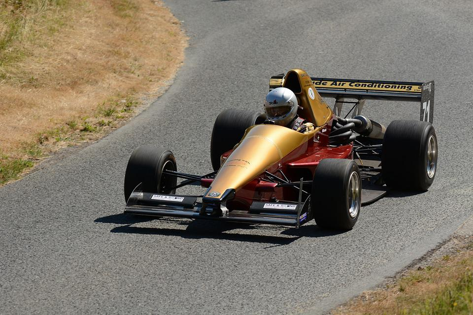 Single Seater, Race Car, Competition, Speed, Hillclimb