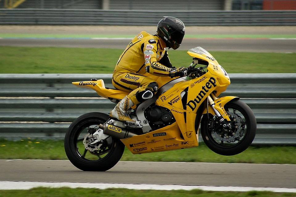 Motorbike, Racing Bike, Motorcycle, Speed, Motor, Race
