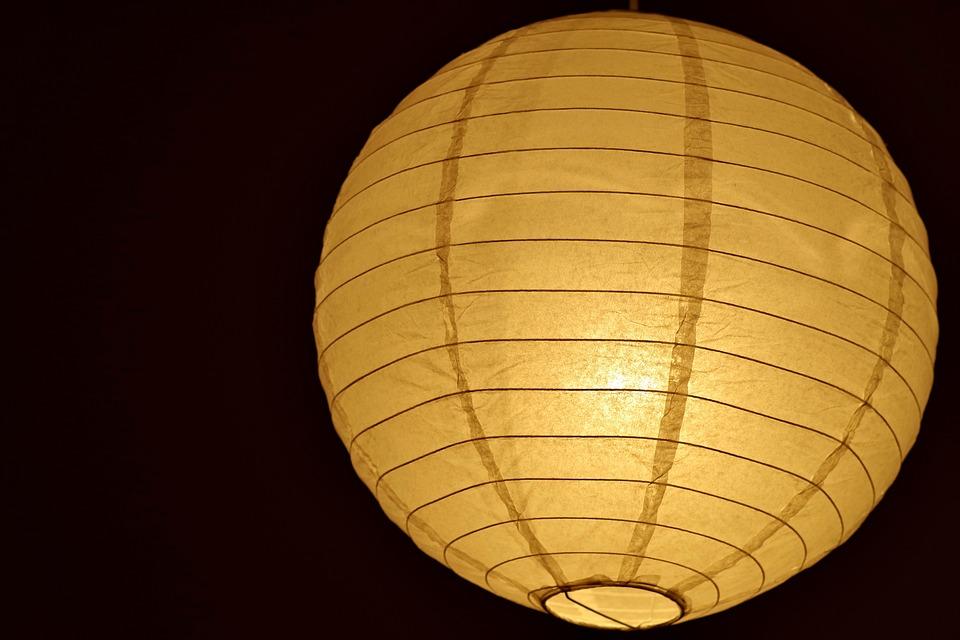 Lantern, Replacement Lamp, Sphere, Light, Mood