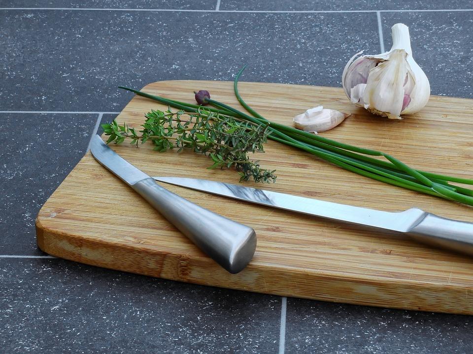 Herbs, Rosemary, Leek, Chives, Garlic, Spice, Food