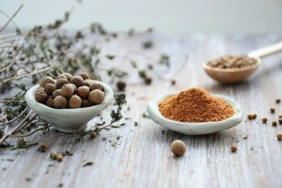 Spices, Ingredients, Aroma, Preparation, Seeds, Pepper