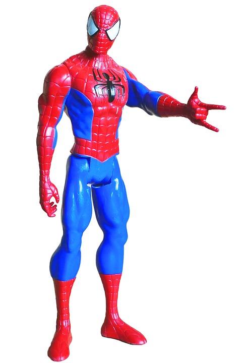 Free Photo Spider Super Strength Spiderman Power Hero
