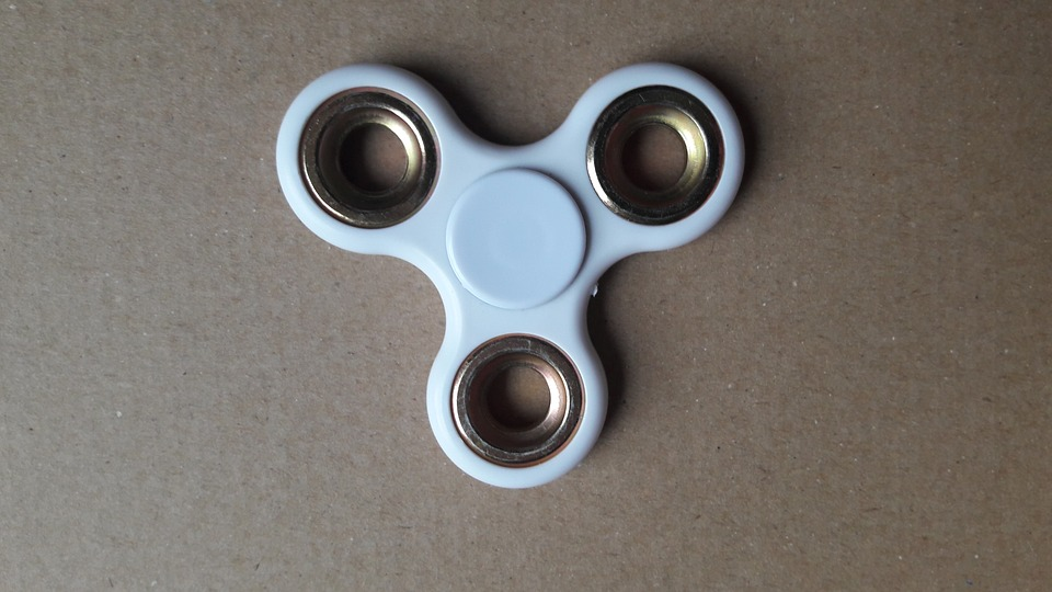 Fidget Spinner, Fidget, Spinner, Relaxing, Modern