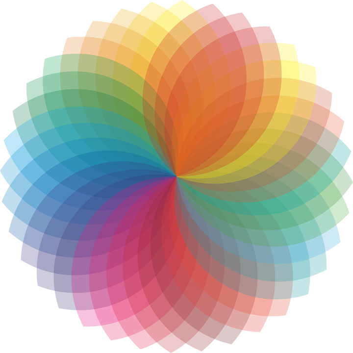 Spectrum Spirograph, Spirography Apparatus, Spiral