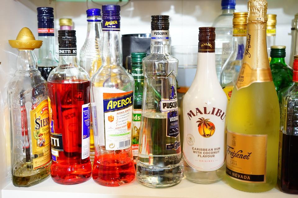 Spirits, Beverages, Alcohol, Bottles, Bottle Collection
