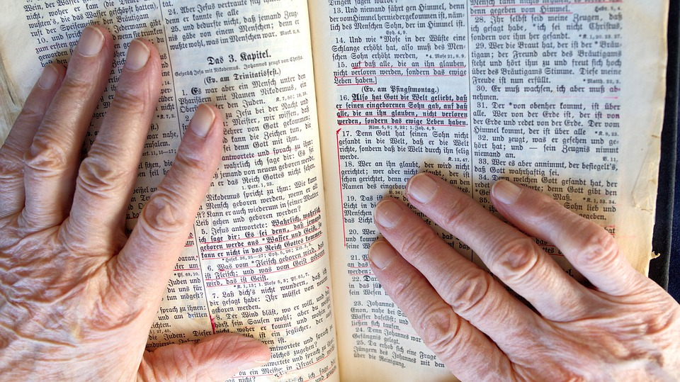 Hand, Paper, Book, Old, Woman, Spirituality, Holy