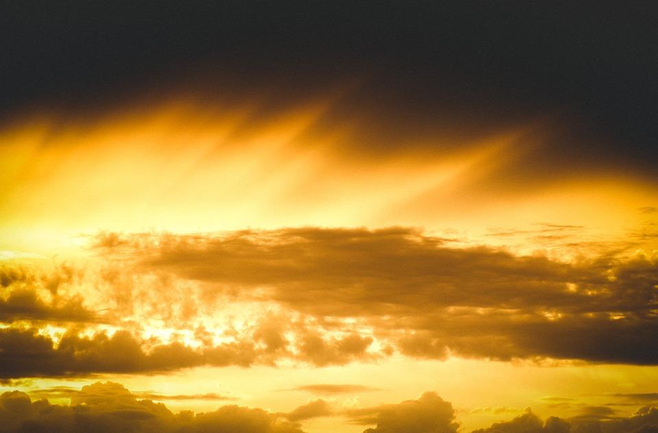 Spirituality, Sunrays, Light, Energy, Prana, Chi, Ki