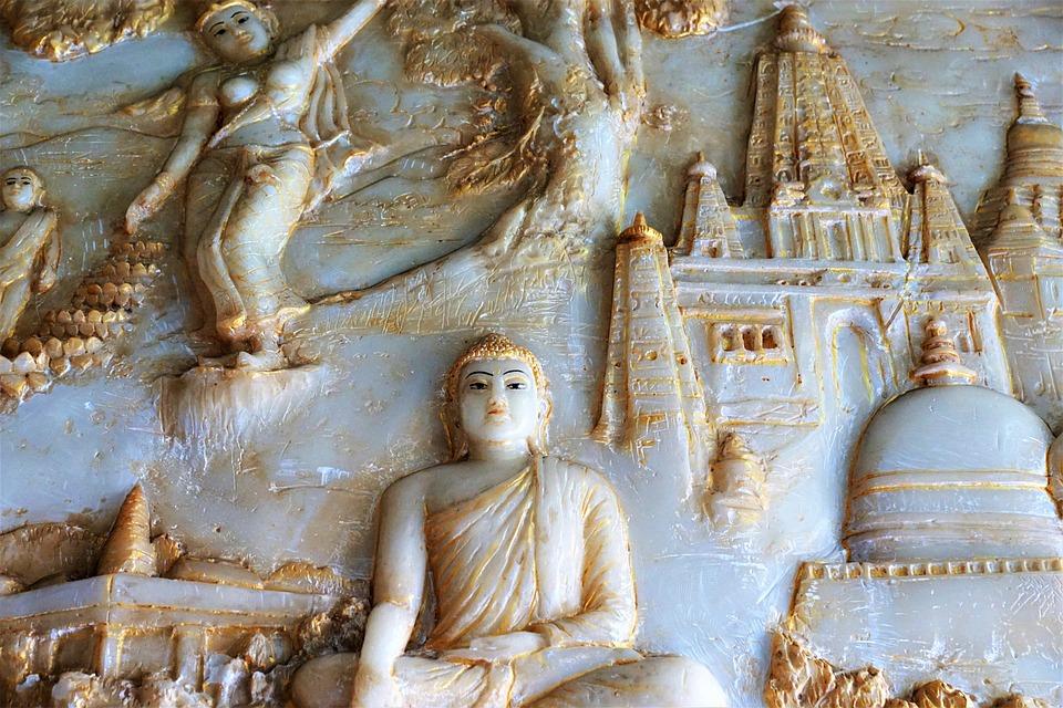 Statue, Sculpture, Religion, Art, Spirituality, Buddha