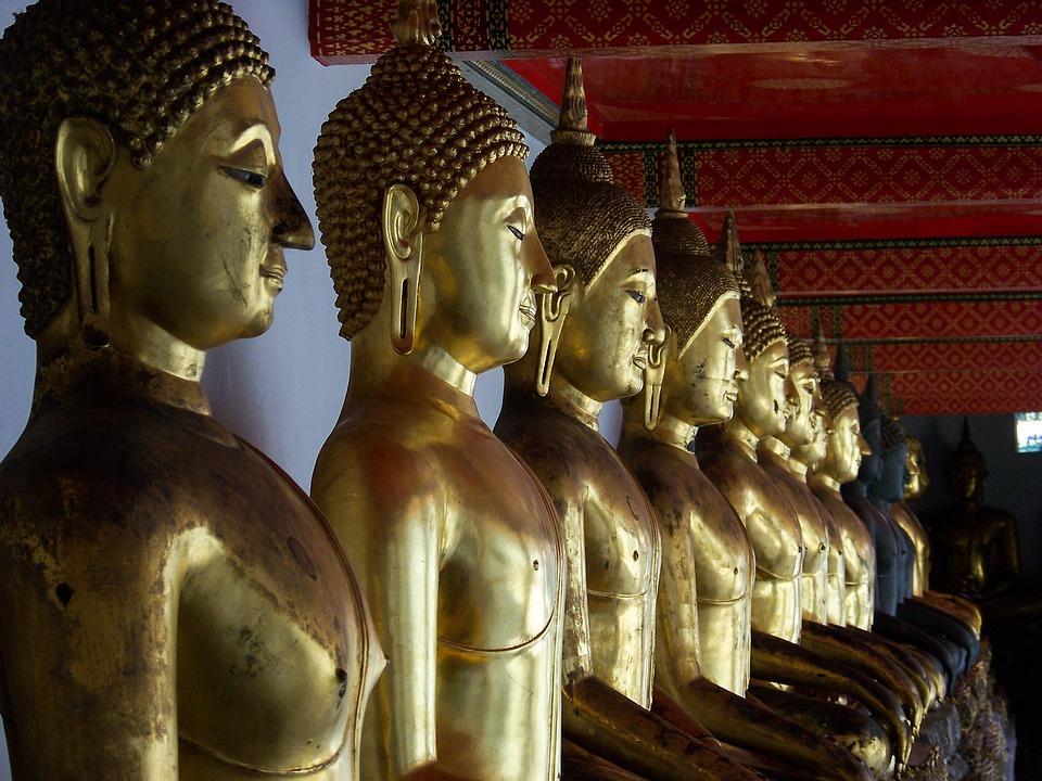 Faith, Image, Buddha, Meditation, Spirituality, Rest