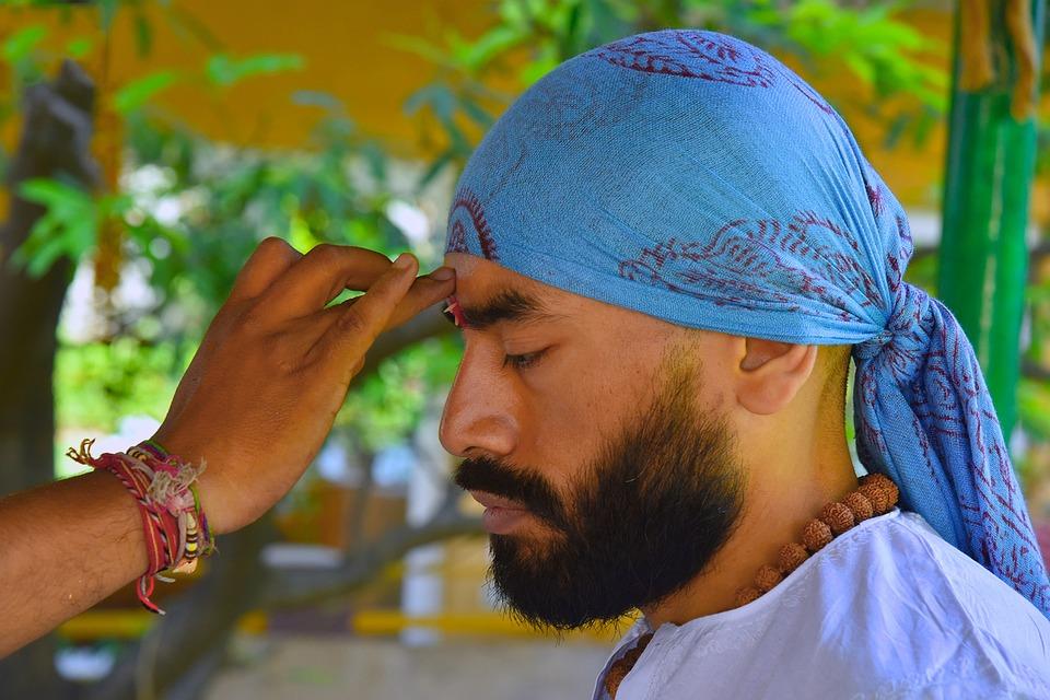 Yogi, Yoga, Spirituality, Men, India, Rishikesh