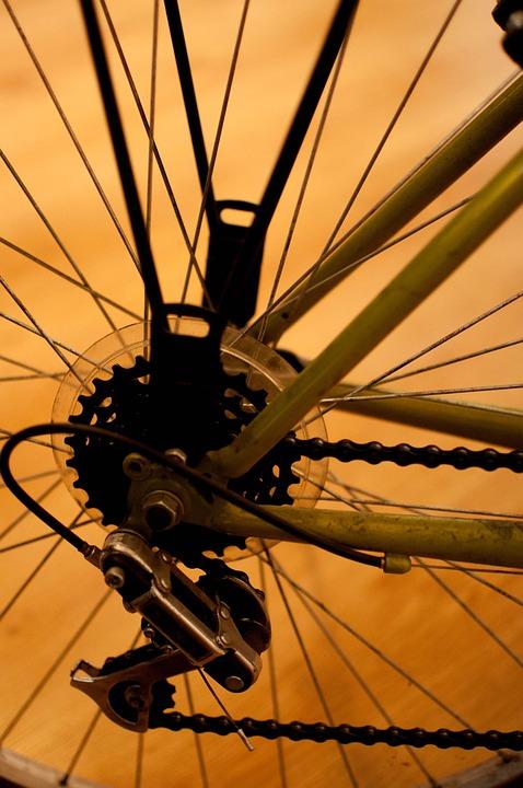 Bike, Wheel, Wheels, Sport, By Bike, Bicycles, Active