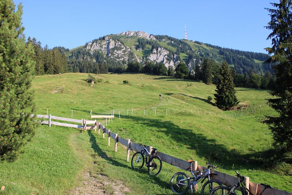 Landscape, Bike, Cycling, China, Sport, Cyclists
