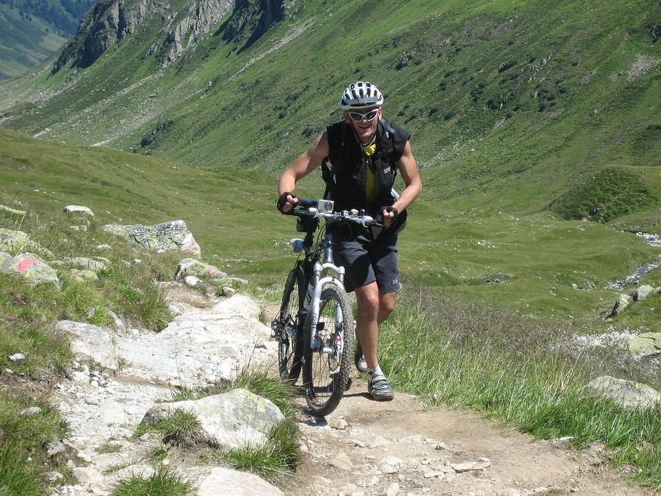 Bike, Away, Transalp, Sport, Cycling, Switzerland