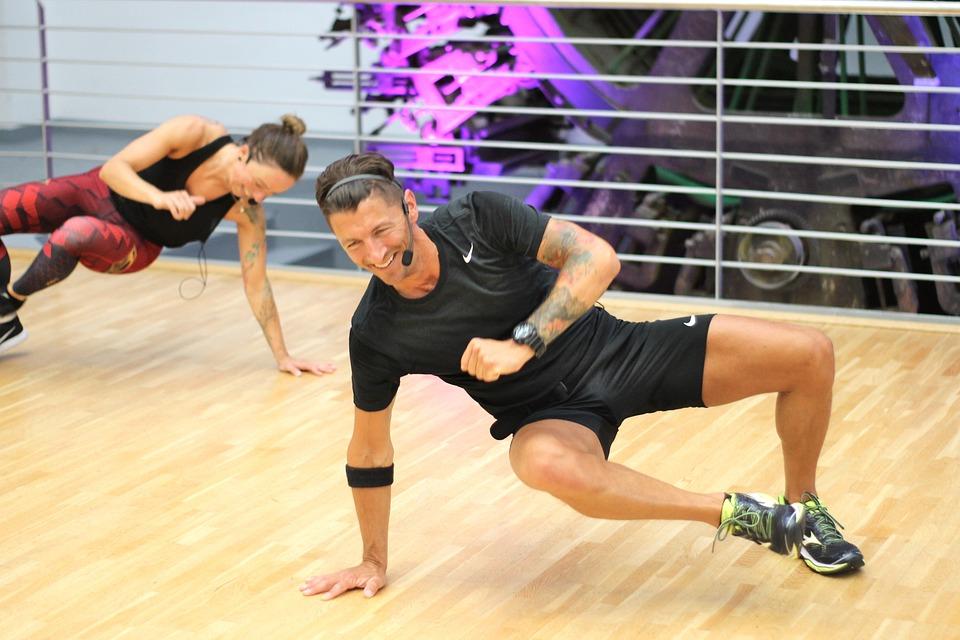 Fitness, Sport, Training, Yoga, Wellness, Compensation